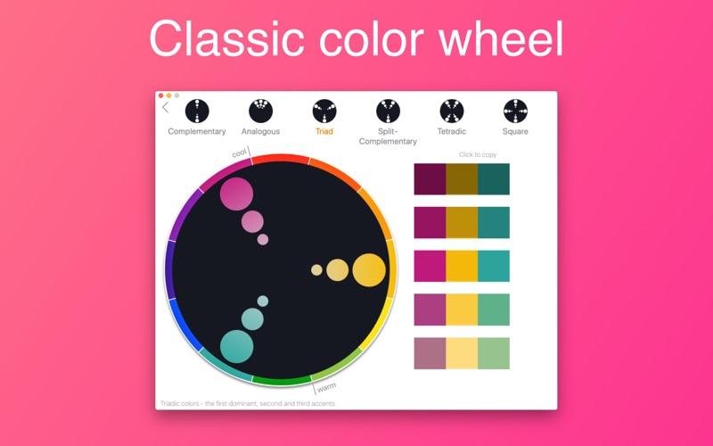 Color Wheel Mac