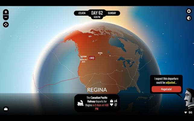 80 Days – Circumnavigate the globe!