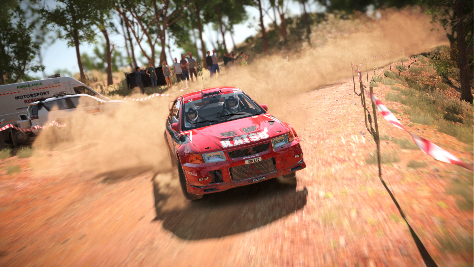 DiRT 4 Mac Download