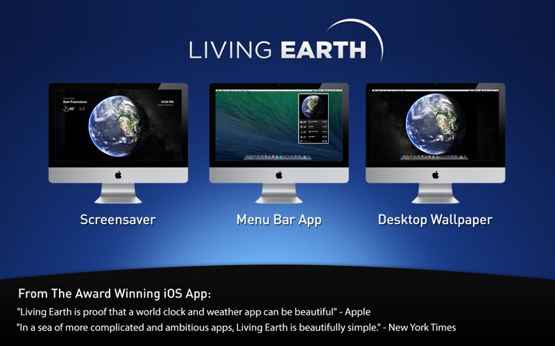 Living Earth - Weather & Clock Download