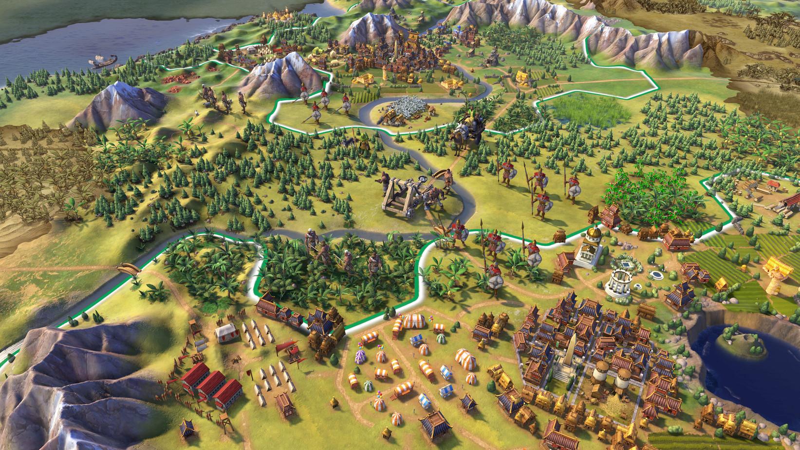 Sid Meier's Civilization VI Mac Download