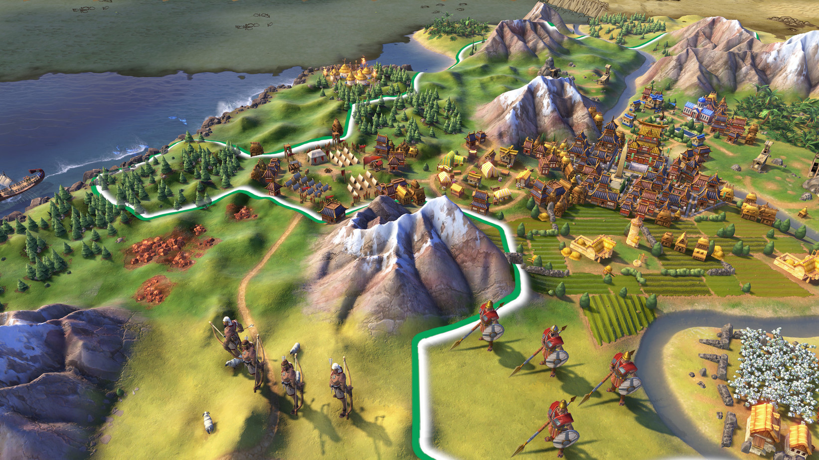 Sid Meier's Civilization VI Mac