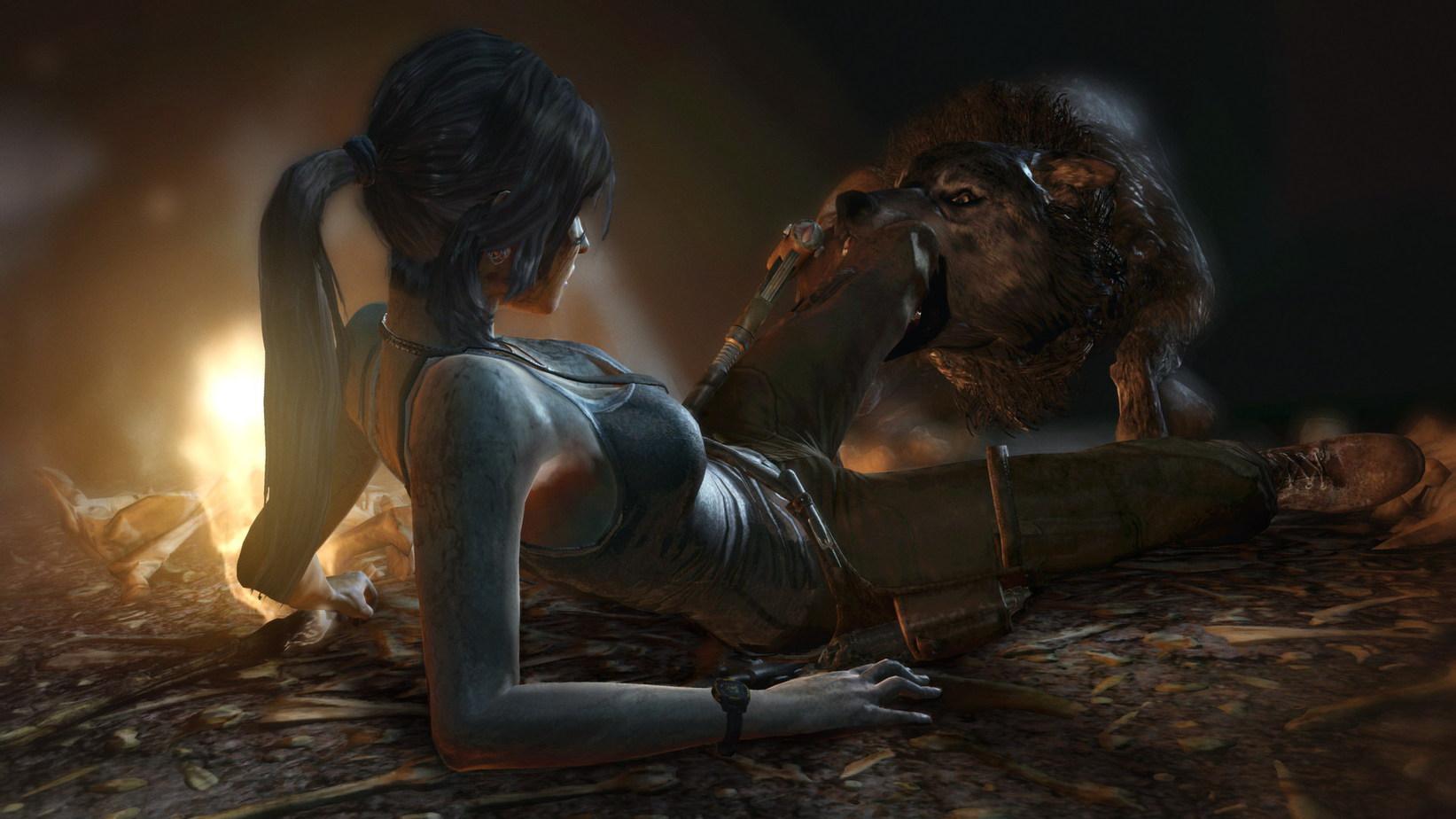 Tomb Raider macOS