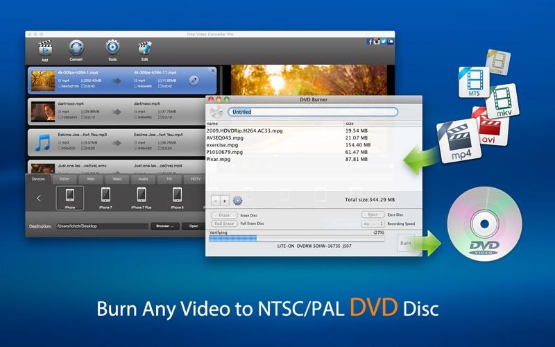 Total Video Converter Pro macOS
