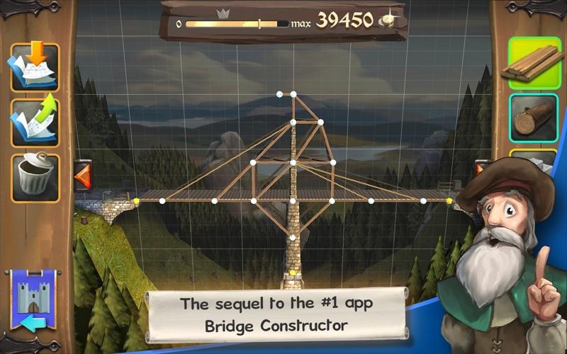 Bridge Constructor Medieval Mac