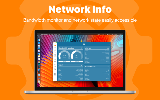 Network Kit macOS
