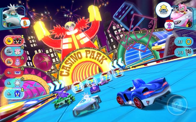 Sonic Racing macOS