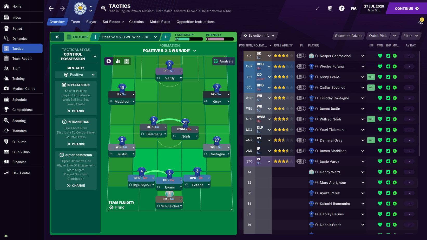Football Manager 2021 macOS