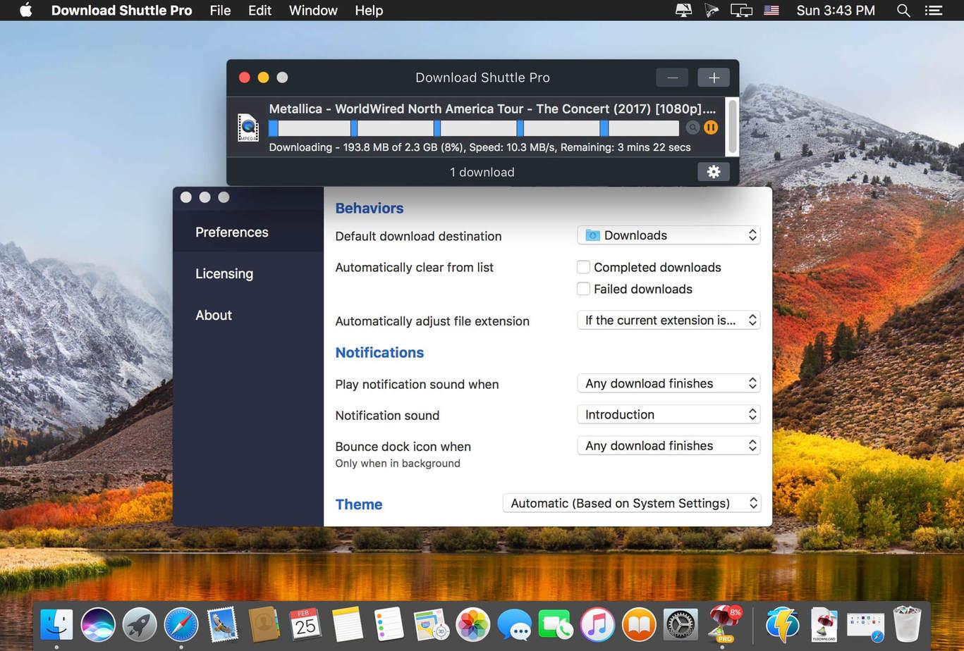 Download Shuttle Pro Mac