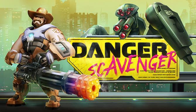 Danger Scavenger Cover