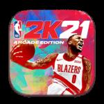 NBA 2K21 Arcade Edition Logo