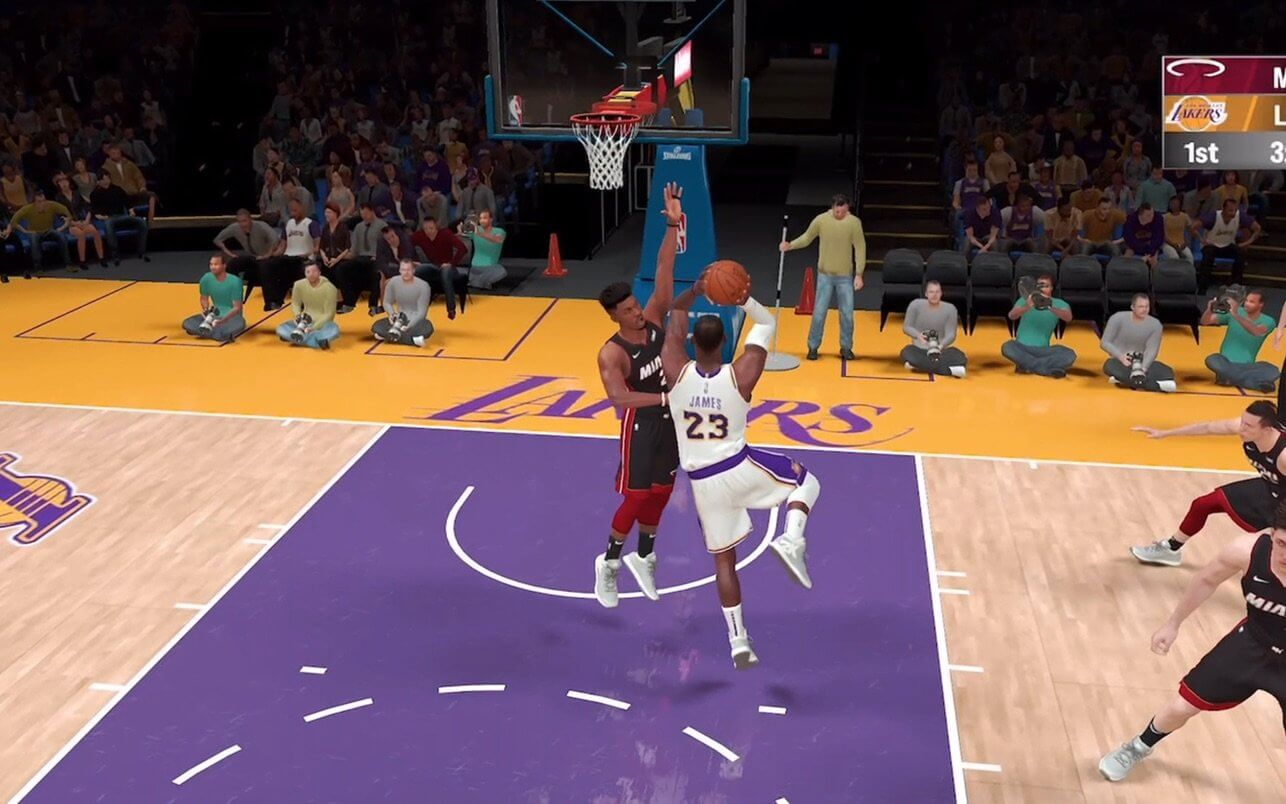 NBA 2K21 Arcade Edition Mac