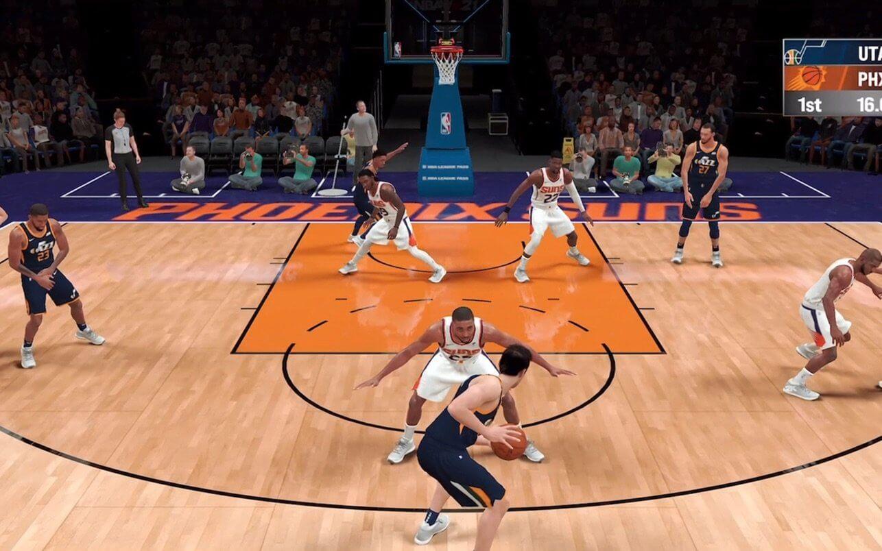 NBA 2K21 Arcade Edition macOS