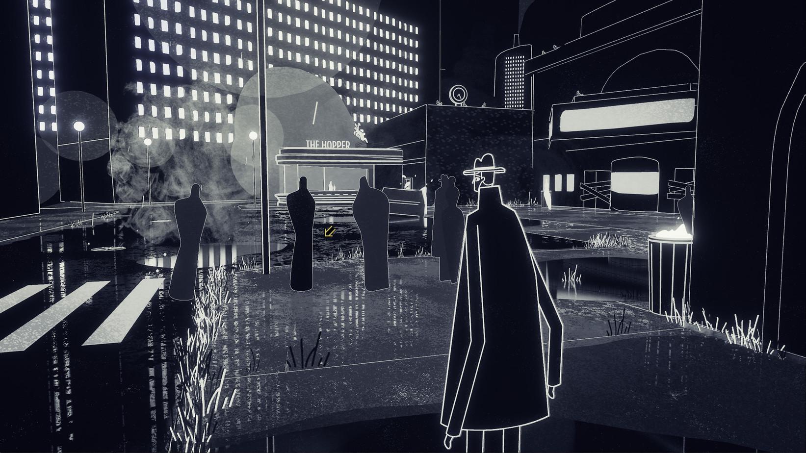 Genesis noir Mac