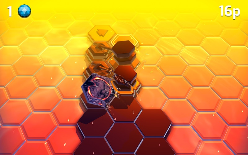 Hexaflip The Action Puzzler