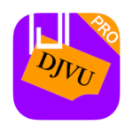 DjVu Reader Pro Logo