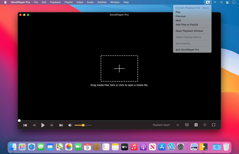 OmniPlayer Pro macOS
