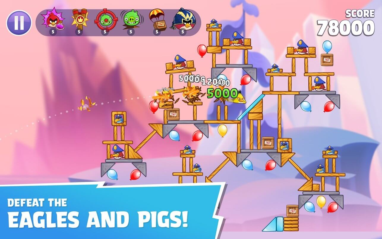 Angry Birds Reloaded macOS