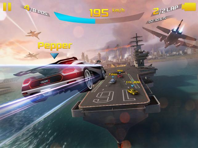Asphalt 8 Airborne+ macOS