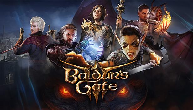 Baldur's Gate 3 Cover