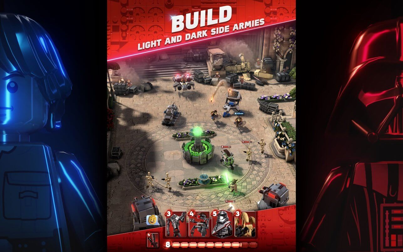 LEGO Star Wars Battles macOS