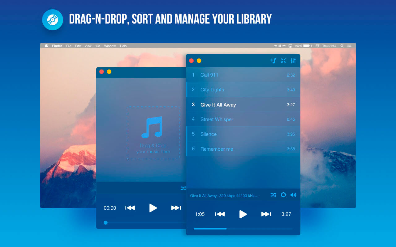 Music Paradise Player Mac